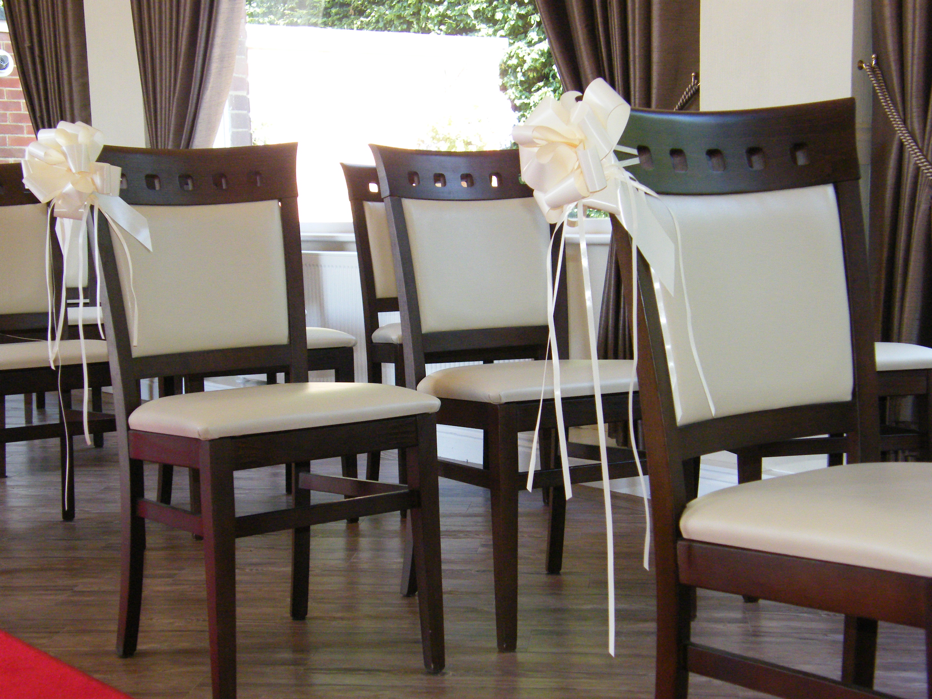 Orangery chairs
