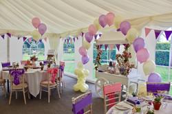Wedding ballon arch