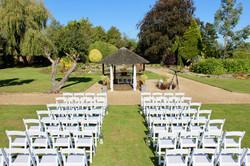 Outdoor licensed ceremony venue