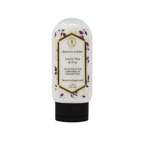 Sweet Pea & Ivy Lotion