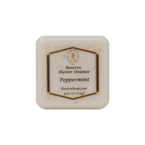 Peppermint Shower Steamer
