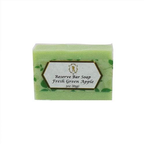 Fresh Green Apple Bar Soap