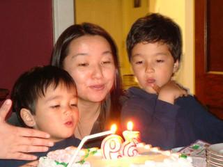 Mom's 39th