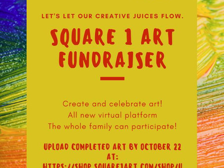 Square 1 Art is on Now