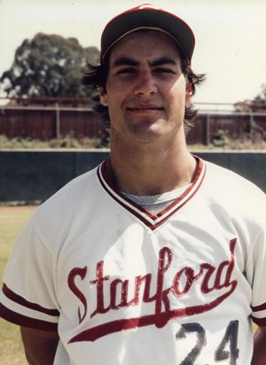 My second cousin, Stanford hall-of-famer, Michael Dotterer
