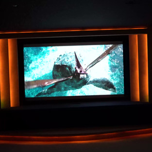 Home Theater Update