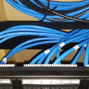 Installing Patch Panel