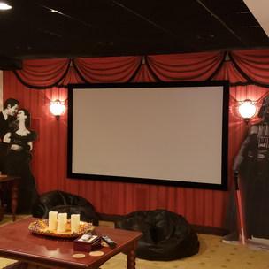 New Projector Installation
