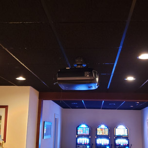 Installing New Projector