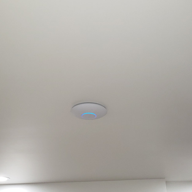 Installing Ubiquiti Access Points