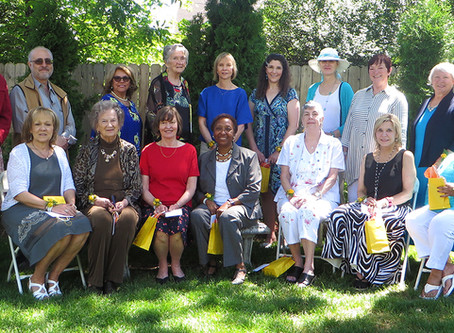 Her Legacy: Women of Fort Collins High Tea Recognition Brunch June 4 2016