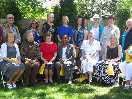 Her Legacy: Women of Fort Collins High Tea Recognition Brunch June 4 2016