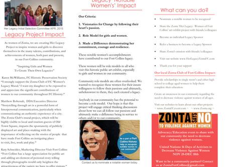 Empowered Women, Empowered Community