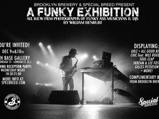 'A FUNKY EXHIBITION' HITS 1 YEAR ANNIVERSARY
