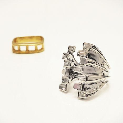 טבעת פתוחה חדשה