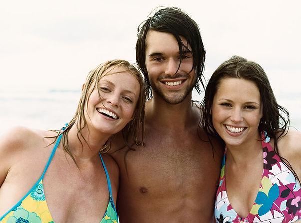 Beach, Atlas Life, GAP Year, Friends, Young Adult, GAP Year Program, Malaga, Spain, San Diego