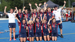 U12 Girls seal Gold and Silver at the Repton Cup!