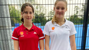 Olivia and Elloise receive England call-ups!
