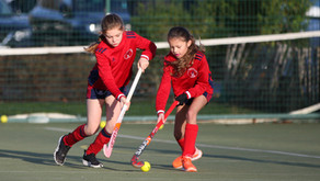 Back to hockey for our U10s
