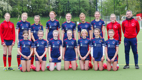 U14A Girls play East Grinstead in the EH Cup