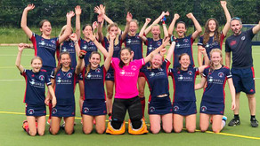 HC Knole Park are through to the National Finals