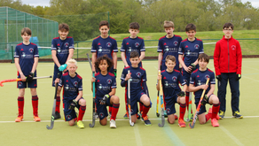 The U14 Boys produce a very good performance in defeat to Canterbury