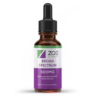 Zoe by Lydexar_Broad Spectrum CBD Oil_50