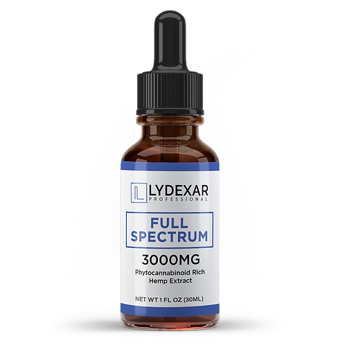 PRO Full Spectrum Tincture 3000mg/30ml