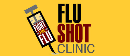 Rapid COVID testing and our next Flu Shot Clinic