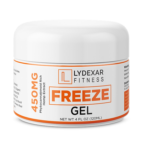FITNESS Freeze Gel Canister 450mg WHOLESALE