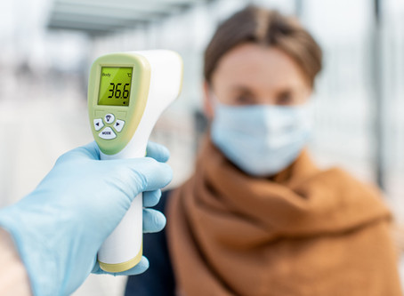 Are touchless thermometers dangerous?