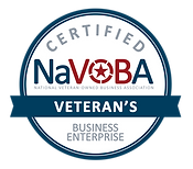 NaVOBA Certified Veteran Owned Business
