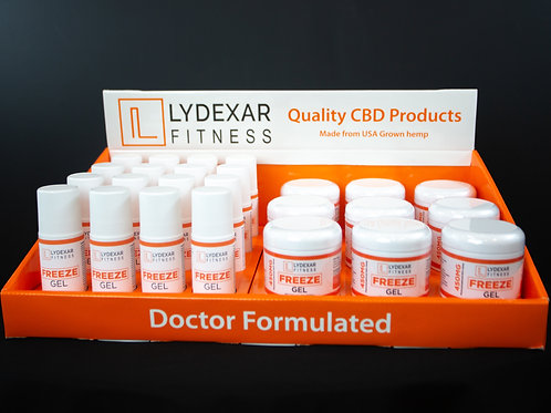 Lydexar Fitness Full Display