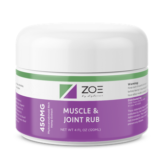Zoe by Lydexar_Muscle & Joint Rub_450 MG
