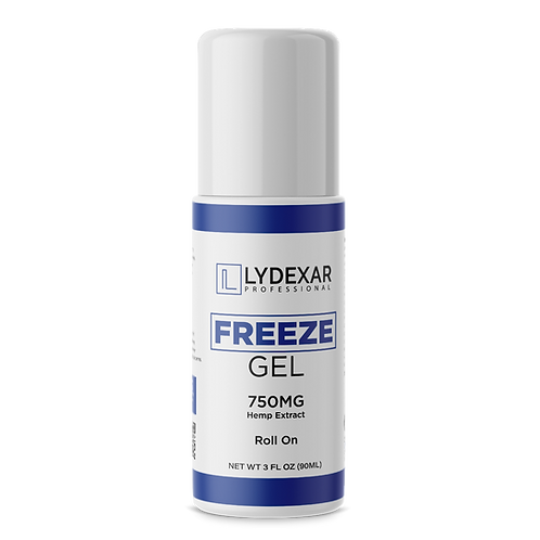 CASE: PRO Freeze Gel Roll On 750mg WHOLESALE