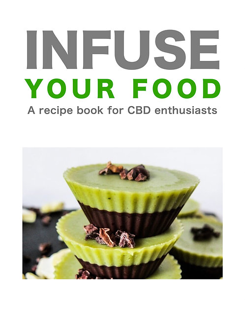 InfuseYour Food CBD eCookbook