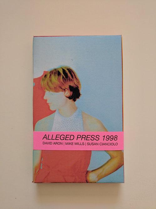Alleged Press 3-Pack Book Set