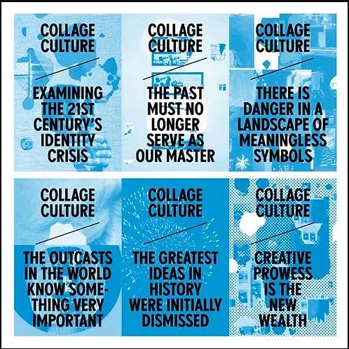 "No Age / Collage Culture 12"" LP"