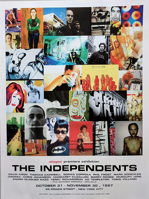The Independents Poster (18x24)