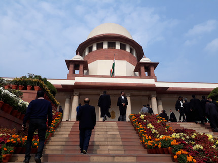 The Triumph Of Constitution Over Religion : The Sabarimala Judgement - Deepanshi Jain & Ritika Gupta