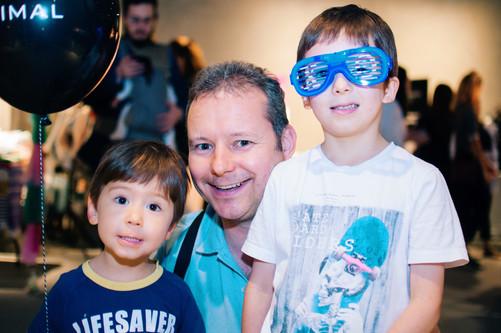 Kid's weekend market event