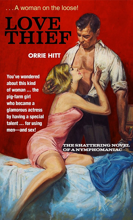 Love Thief by Orrie Hitt