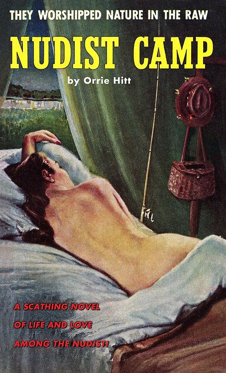 Nudist Camp by Orrie Hitt