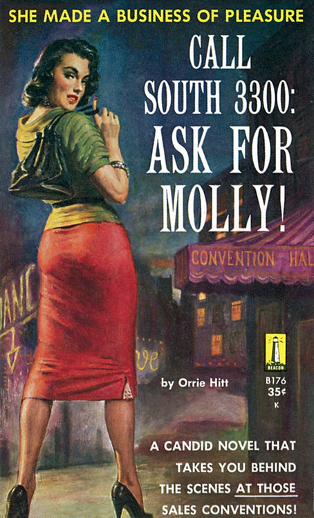 Call SOuth 3300: Ask for Molly!