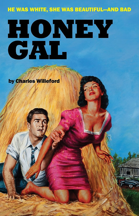 Honey Gal by Charles Willeford