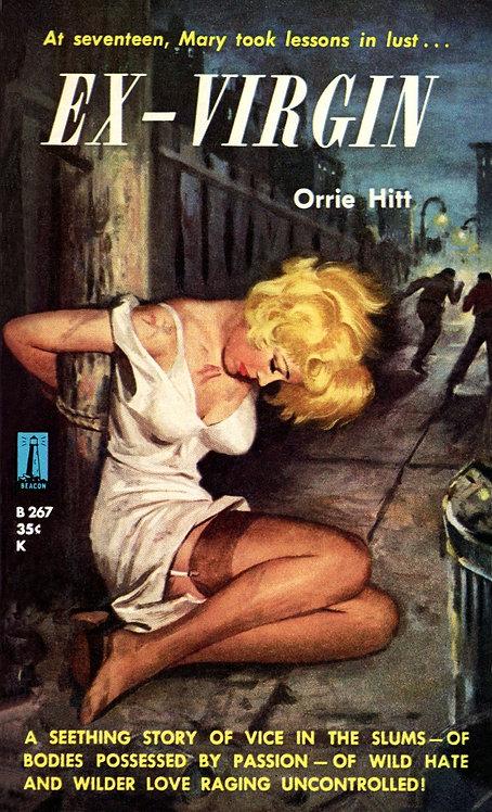 Ex-Virgin by Orrie Hitt