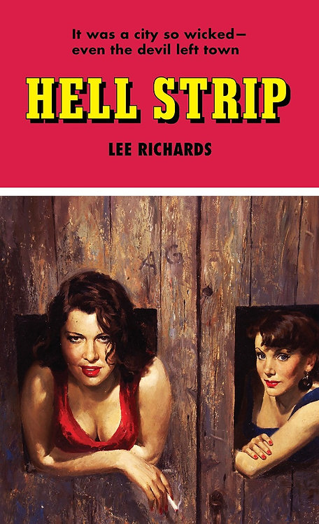 Hell Strip by Lee Richards