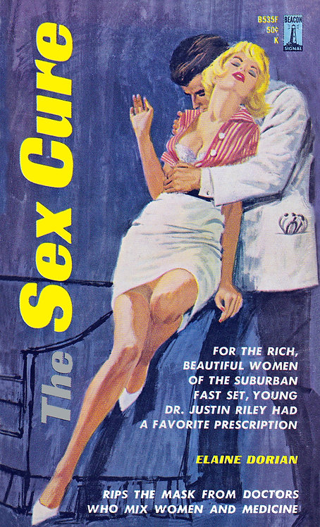 The Sex Cure by Elaine Dorian