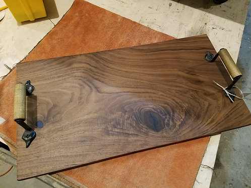 Walnut Serving Board #12