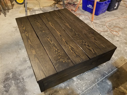 Large Cart Coffee Table